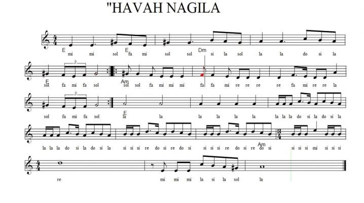The REAL way to play Hava Nagila by violin - video dailymotion