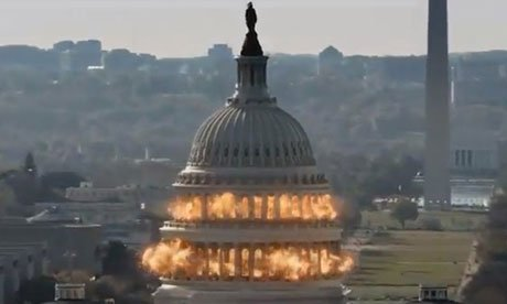 Whitehouse Down Trailer 2