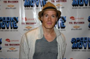 Howard Ford at the 2011 Spooky Movie International Horror Film Festival - Photo by C.W. Prather, all rights reserved