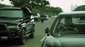 raid 2 car chase