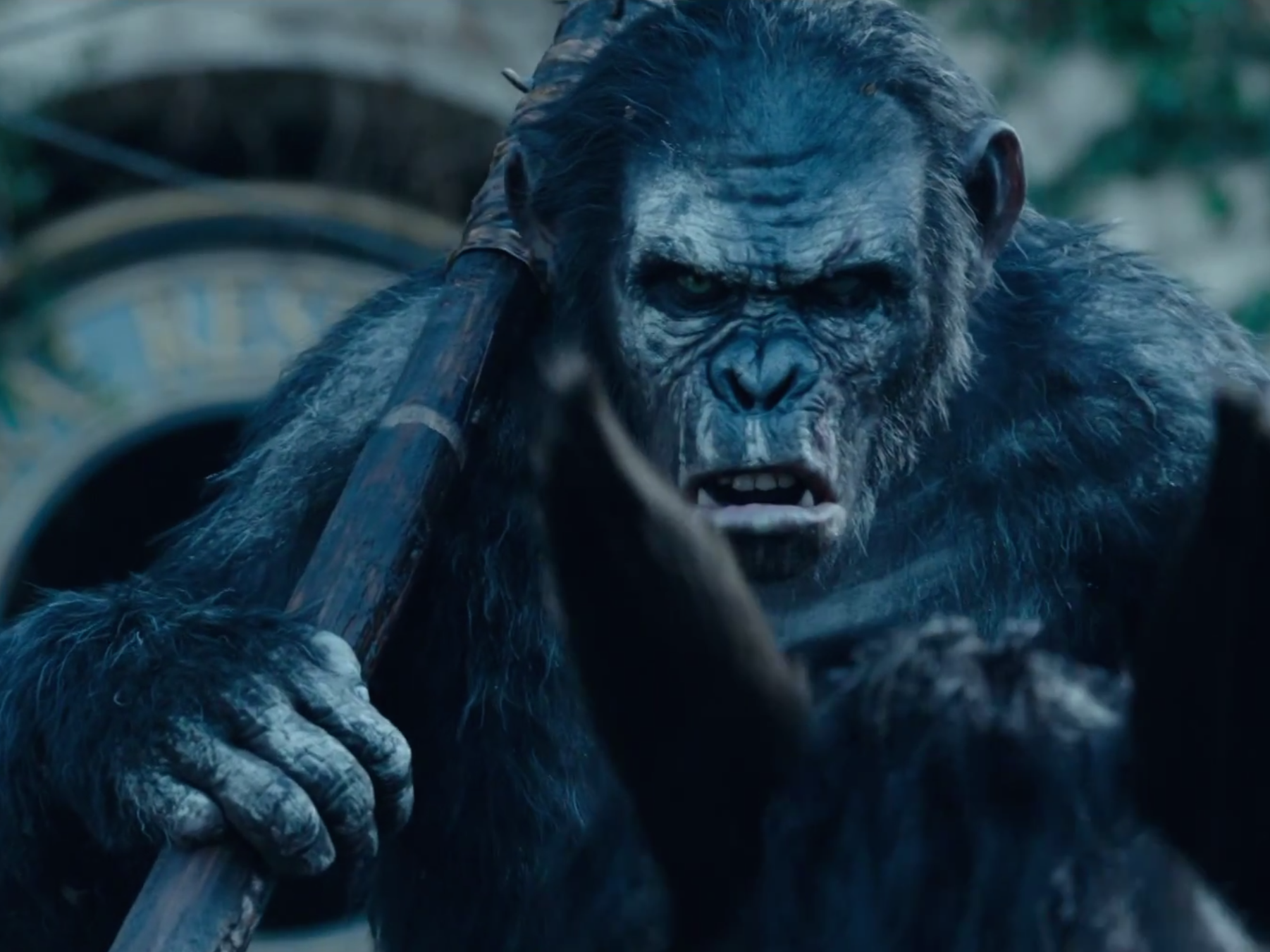 Dawn of the Planet of The Apes (2014) Review – NERDGEIST |Dawn Of The Planet Of The Apes 2014