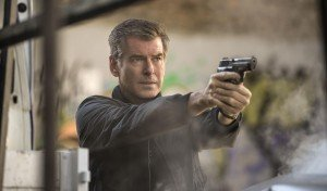 the november man - pierce brosnan