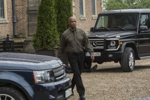 Denzel Washington stars in Columbia Pictures' THE EQUALIZER.