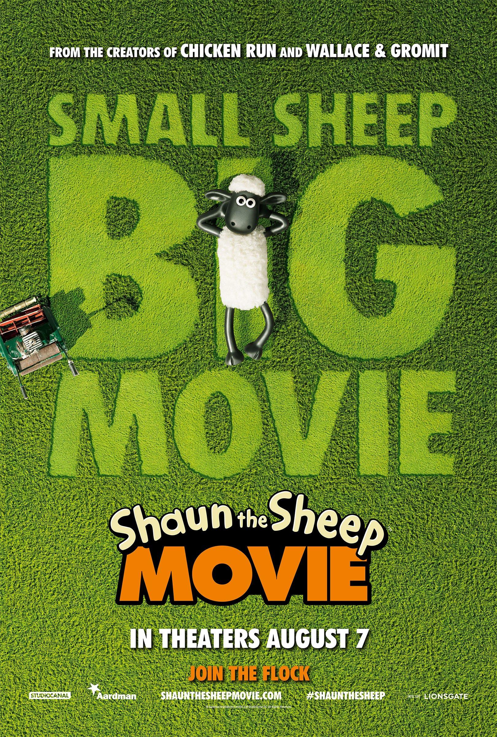 Shaun The Sheep Movie Movie Reviewdc Filmdom