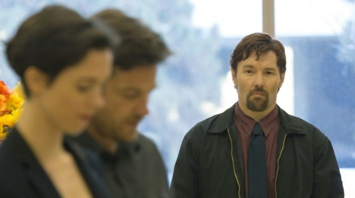 (L-R) REBECCA HALL, JASON BATEMAN and JOEL EDGERTON star in THE GIFT  FACEBOOK.COM/GIFTMOVIE  TWITTER@GIFTMOVIE  INSTAGRAM@GIFTMOVIE  #GIFTMOVIE