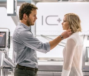 Chris Pratt; Jennifer Lawrence